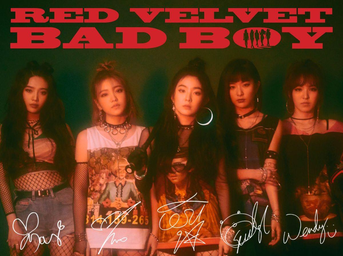 Red Velvetのような魅力的な瞳になれるカラコン